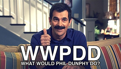 Phil Dunphy father